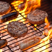 Barbecue bij Meijer aan Zee in Zandvoort